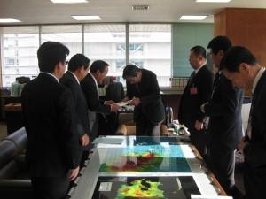 九州地方整備局長への提言活動